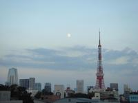 Tokyo_tower_moon